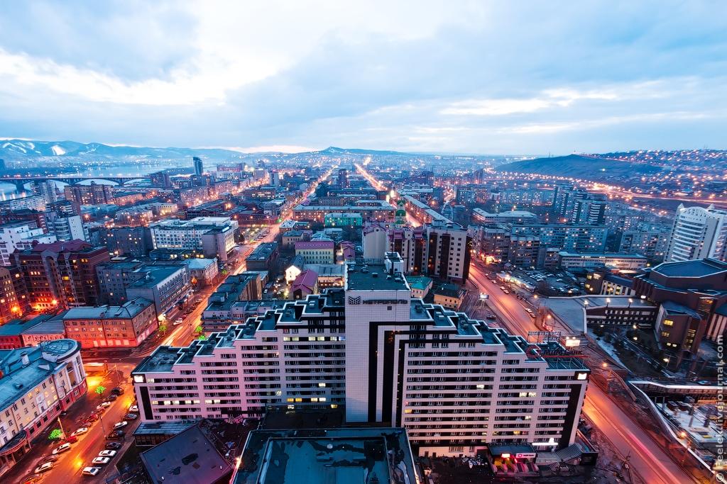 Купить битум дорожный в Красноярске